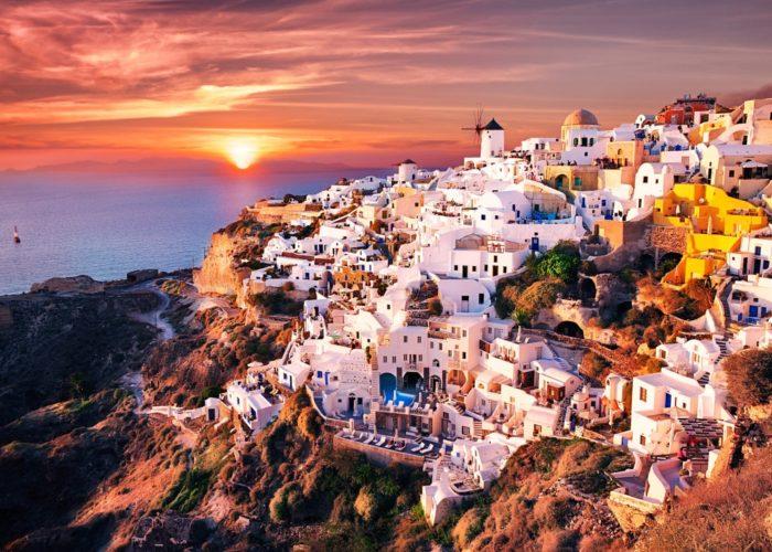 Тур с отдыхом в Греции на 12 дней