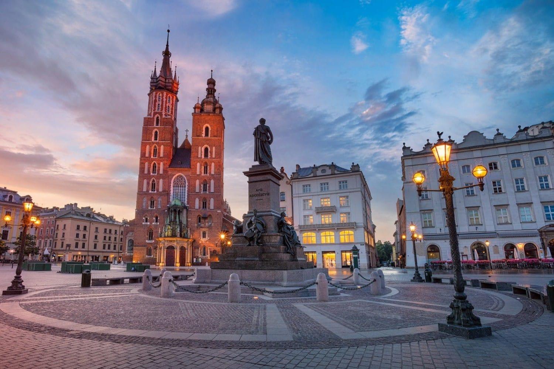 Чехия и Польша без ночных переездов