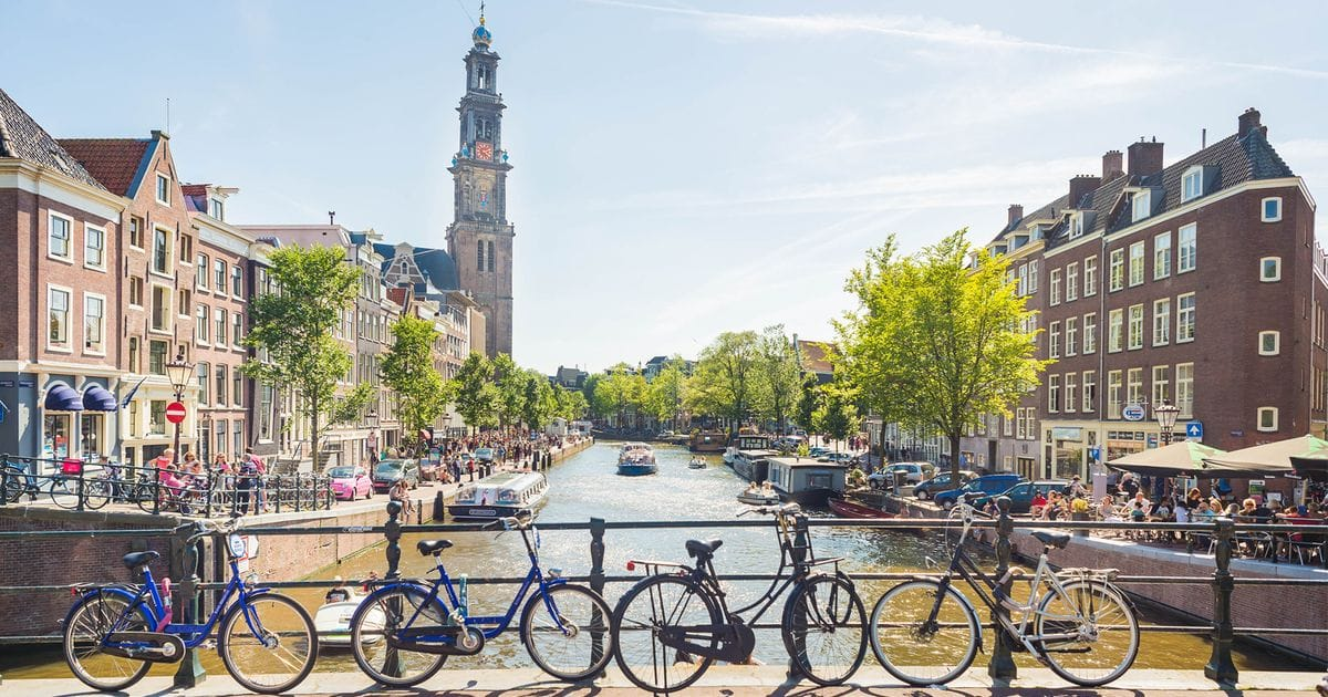 Первое знакомство: Париж + Амстердам + Прага