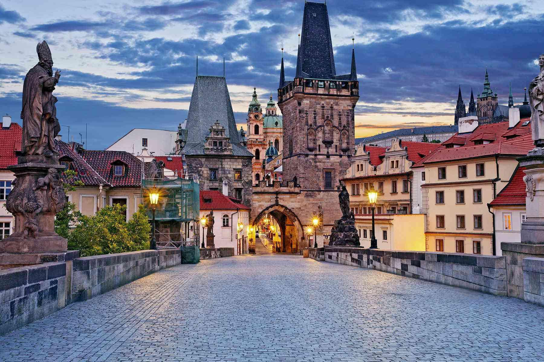 Тур в Прагу на выходные