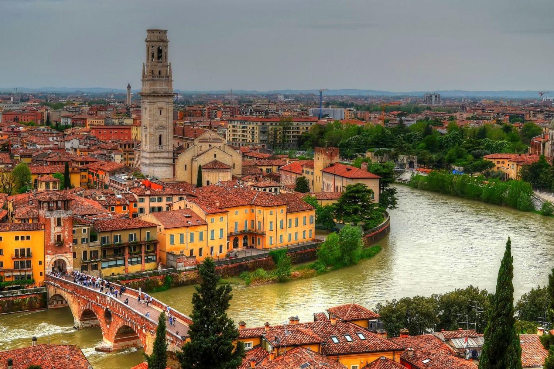 Тур в Италию без ночных переездов на 7 дней